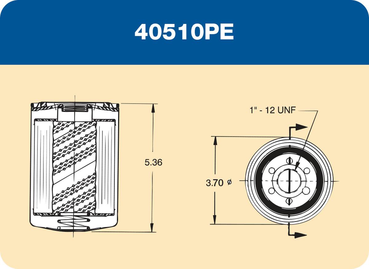 40502P-AD, 40505P-AD,  40510P-AD and 40530P-AD Diagram