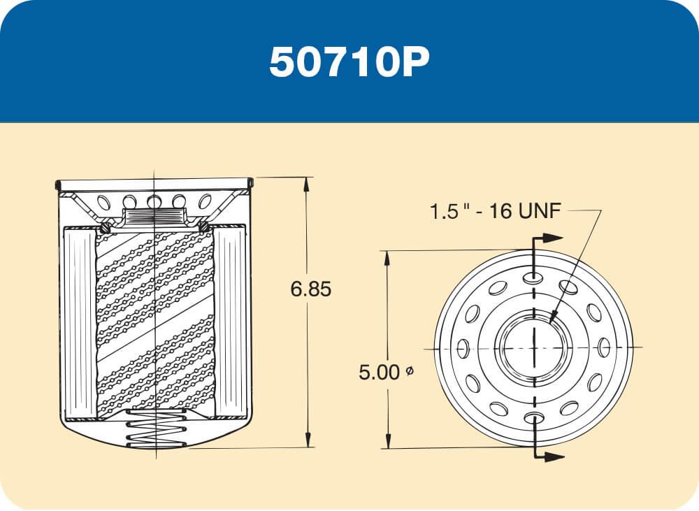 50710 P Diagram