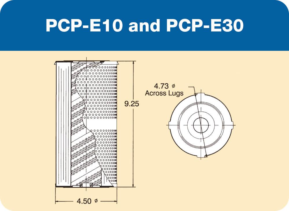 PCP-E10 and PCP-E30 Diagram