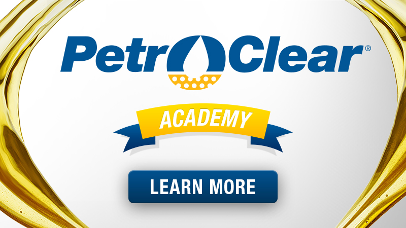 PetroClear Academy Learn More CTA