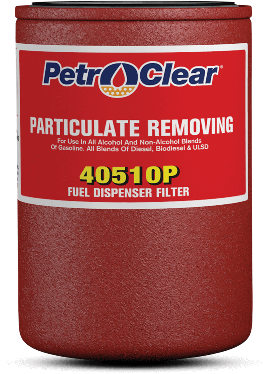 Red 405P Series Particulate Removing Spin-on Fuel Dispenser Filter