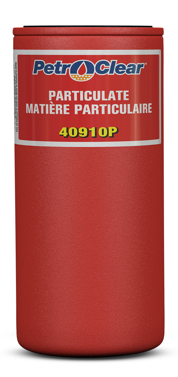 Red 409 Series Particulate Removing Spin-on Fuel Dispenser Filter