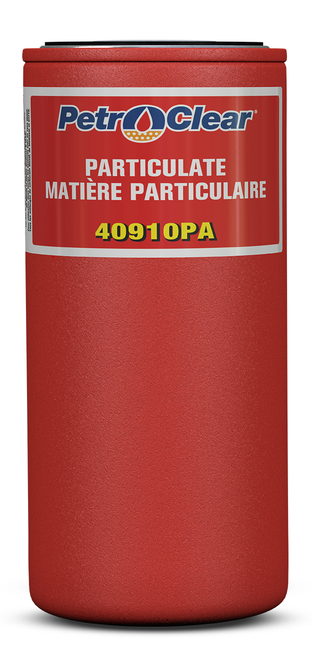 Red 409PA Series Particulate Removing Spin-on Fuel Dispenser Filter