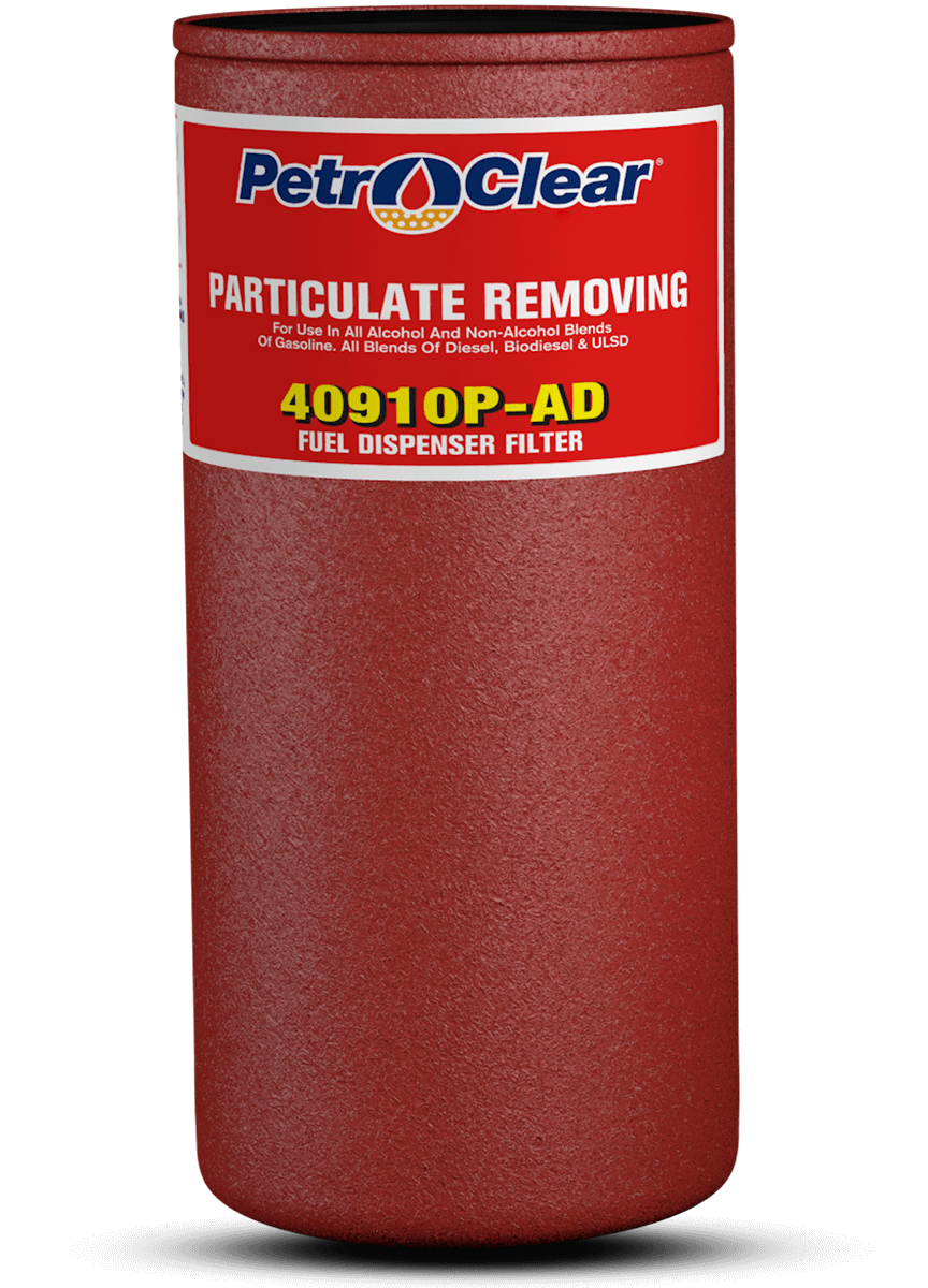 Red 409P AD Series Particulate Removing Spin-on Fuel Dispenser Filter
