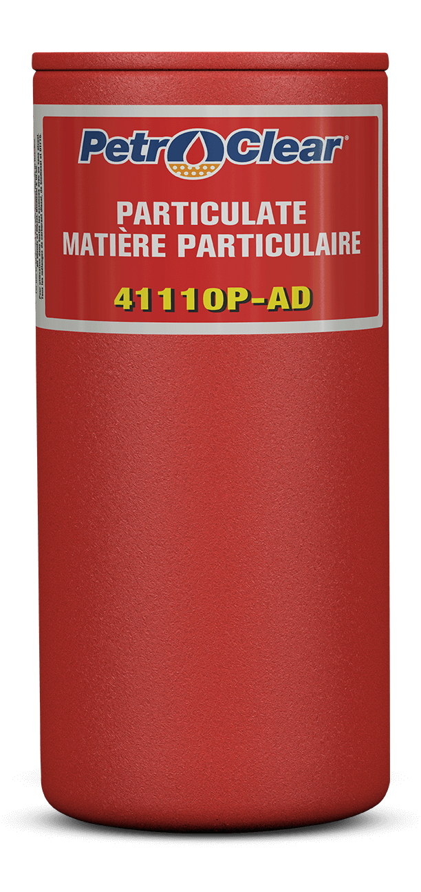 Red 411P AD Series Particulate Removing Spin-on Fuel Dispenser Filter