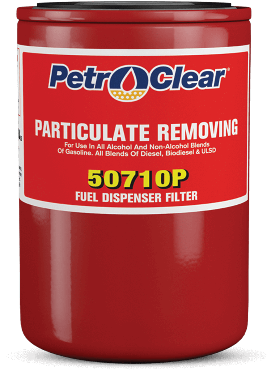 Red 507P Series Particulate Removing Spin-on Fuel Dispenser Filter.png