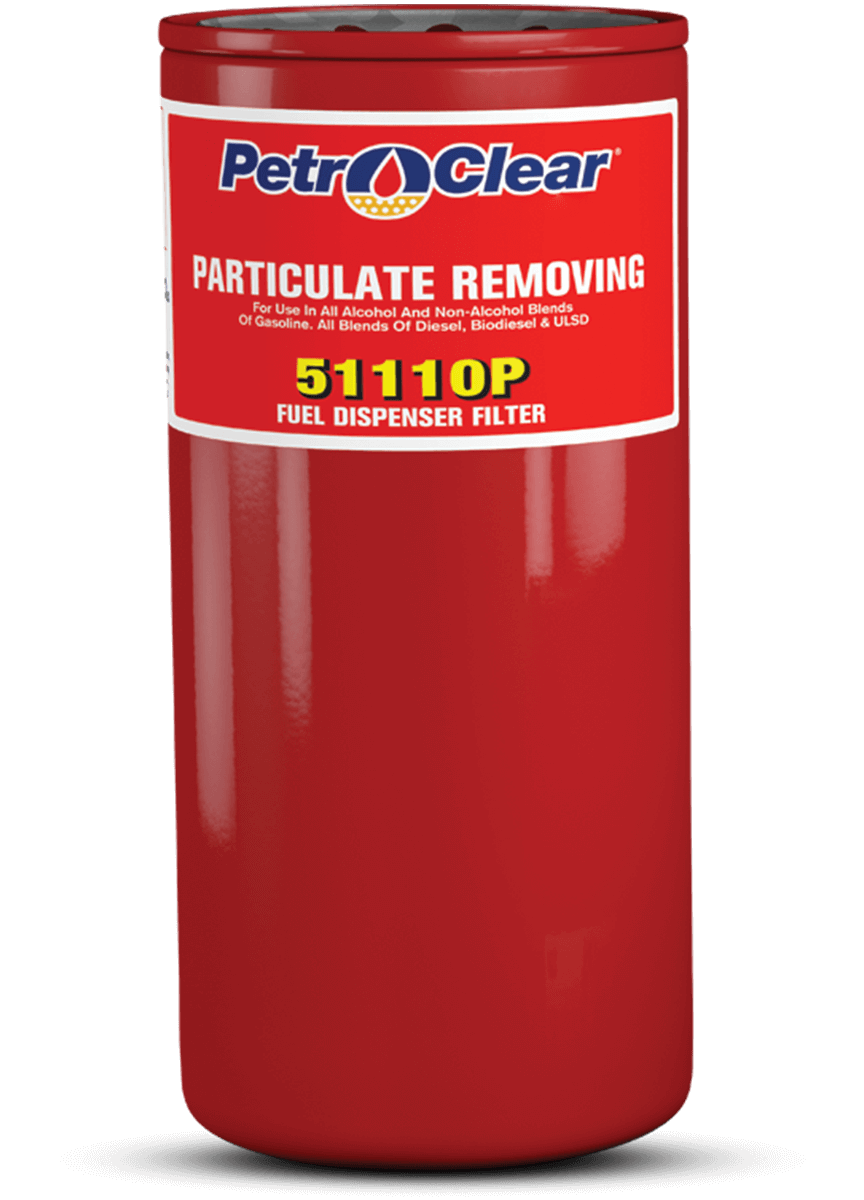 Red 511P Series Particulate Removing Spin-on Fuel Dispenser Filter