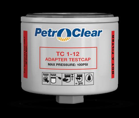 TC 1-12 Adapter Test Cap