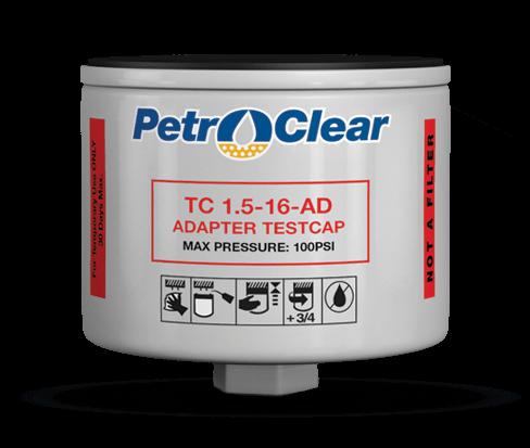 TC 1.5-16-AD Adapter Test Cap