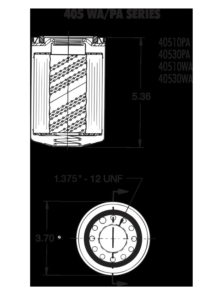405 WA/PA Series