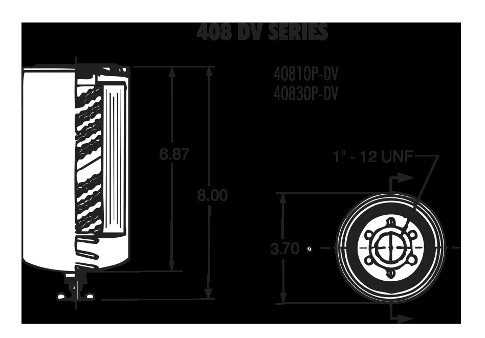 408 DV Series